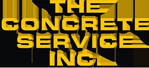 The Concrete Service, Inc. Logo