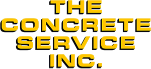 The Concrete Service, Inc. Logo